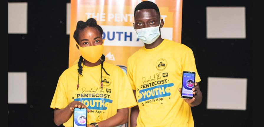 YOUTH MINISTRY LAUNCHES MOBILE APP