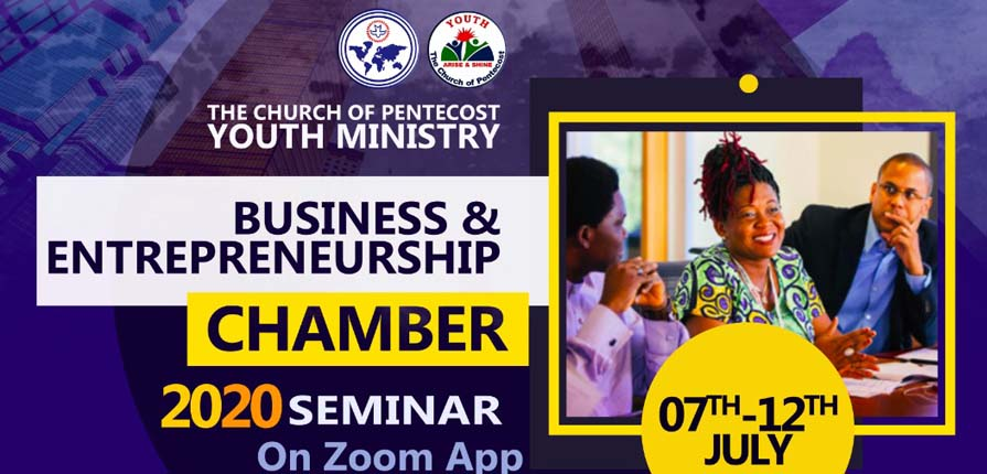 YOUTH MINISTRY HOLDS BUSINESS AND ENTREPRENEURSHIP SUMMIT