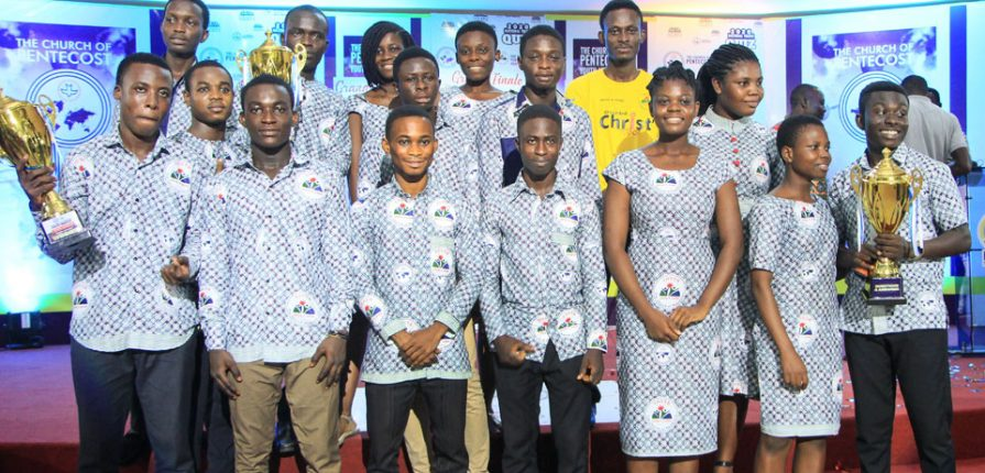 ASAMANKESE, SUNYANI, ODORKOR & TAKORADI ARE WINNERS FOR 2020 YOUTH MINISTRY QUIZ COMPETITION